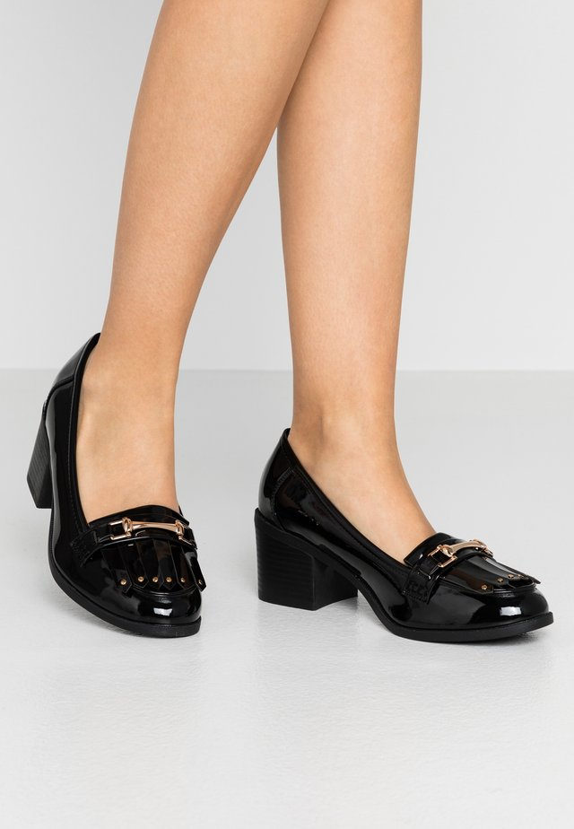WIDE FIT ARNA - Klassiske pumps - black