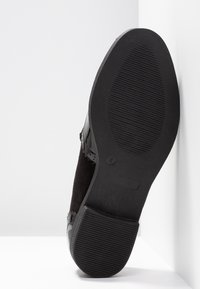 Simply Be - WIDE FIT JESSICA - Slip-ons - black - 6