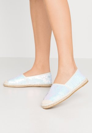 WIDE FIT POLLY - Espadrilky - mermaid