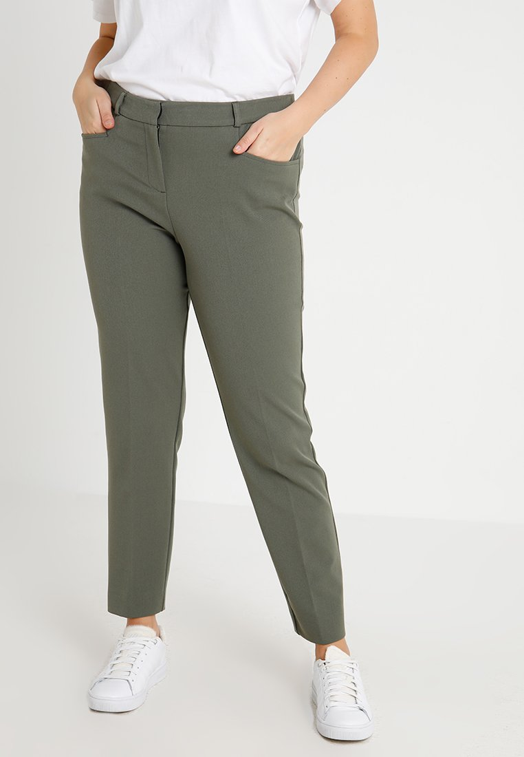 CAPSULE by Simply Be - EVERYDAY KATE TROUSER - Chino - khaki