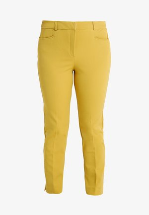 EVERYDAY KATE TROUSER - Chinosy - ochre