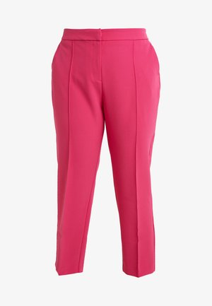 PRESS TROUSER - Pantalon classique - pink