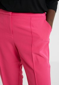 Simply Be - PRESS TROUSER - Kalhoty - pink - 5