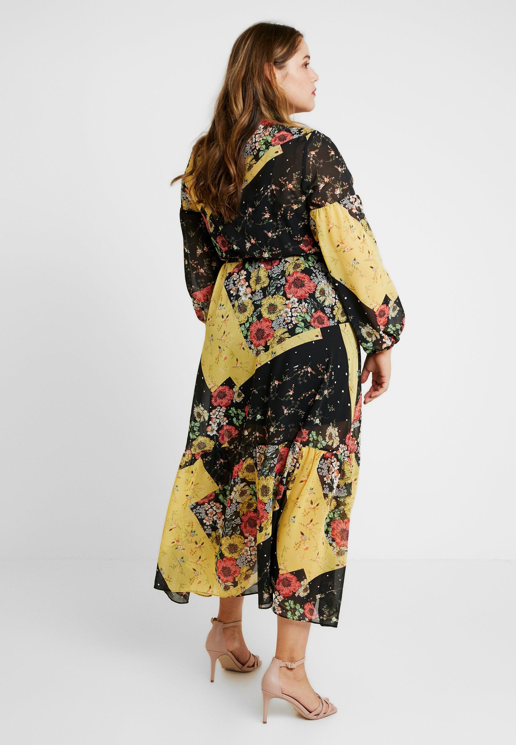 DressRobe Longue Simply Be Peasant Patchwork uTJ3Klc15F