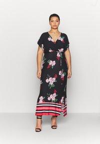 Simply Be - Maxi dress - pink - 2