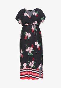 Simply Be - Maxi dress - pink - 5