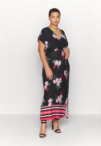 Simply Be - Maxi dress - pink - 0