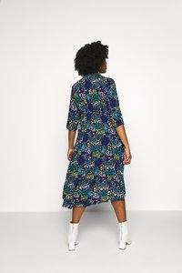 Simply Be - LONGLINE DRESS - Košilové šaty - multi-coloured - 2