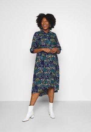 LONGLINE DRESS - Abito a camicia - multi-coloured