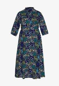 Simply Be - LONGLINE DRESS - Košilové šaty - multi-coloured - 5