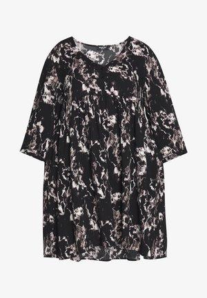 SMOCK DRESS - Denní šaty - marble