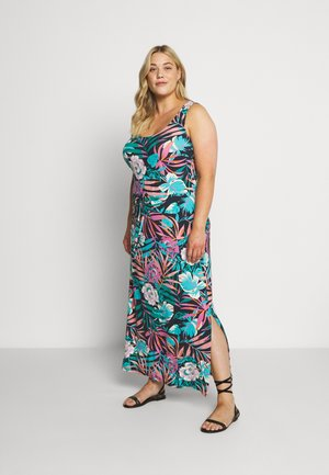 VEST DRESS - Maxi šaty - tropical