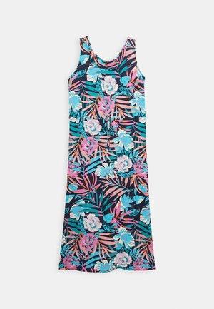 VEST DRESS - Denní šaty - multicoloured
