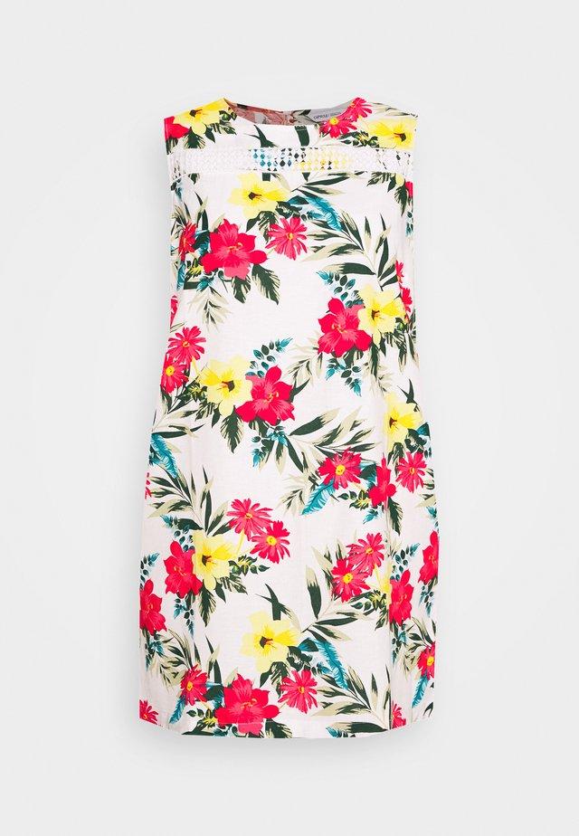 TRIM SHIFT DRESS - Hverdagskjoler - multicoloured