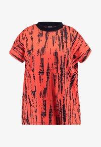 Simply Be - SIMPLY BE HIGH NECK VALUE T SHIRT - Triko spotiskem - multi-coloured - 3