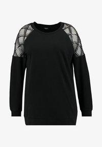 Simply Be - Sweatshirt - black - 3