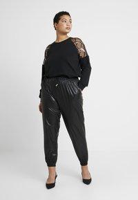 Simply Be - Sweatshirt - black - 1