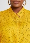 Simply Be - DIPPED BACK - Bluser - yellow