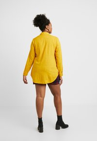 Simply Be - DIPPED BACK - Bluser - yellow - 2