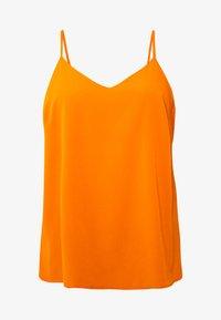 Simply Be - V NECK FACED  - Blouse - burnt orange - 3