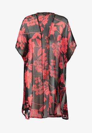 KIMONO - Lehká bunda - red