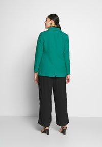Simply Be - ESSENTIAL FASHION - Blazer - green - 2