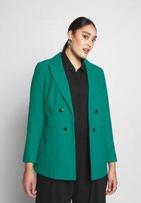 Simply Be - ESSENTIAL FASHION - Blazer - green - 0