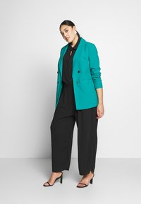 Simply Be - ESSENTIAL FASHION - Blazer - green - 1