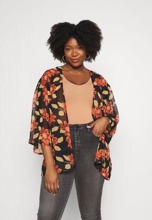 BOXY KIMONO - Summer jacket - multi-coloured