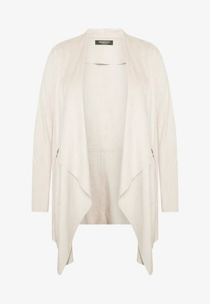 LONGLINE WATERFALL JACKET  - Kort kappa / rock - pale stone