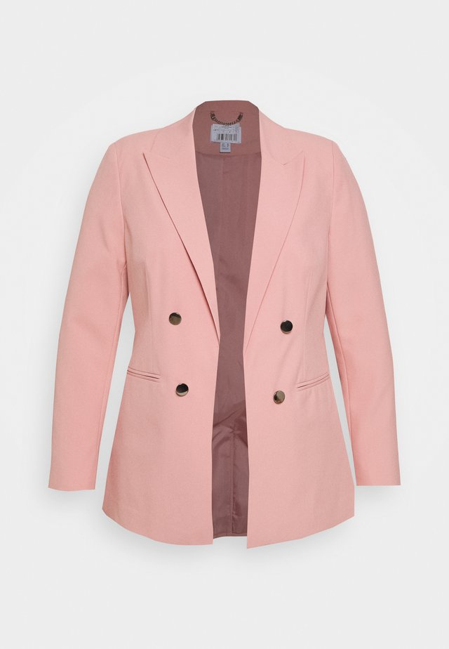 ESSENTIAL FASHION - Blazer - blush