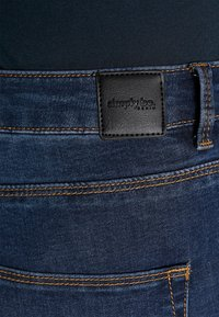 Simply Be - HIGH WAIST - Jeans Skinny Fit - rich indigo - 5