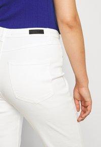 Simply Be - DEMI HIGH WAIST MOM - Jeans Skinny Fit - ecru - 5