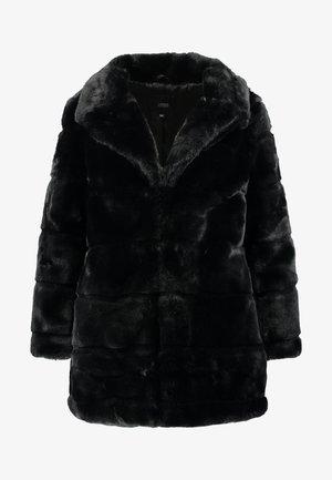 LENGTH COAT - Vinterkåpe / -frakk - black