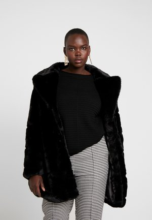 LENGTH COAT - Veste d'hiver - black