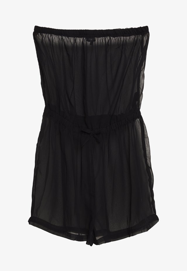 MIX AND MATCH BEACH PLAYSUIT - Accessoire de plage - black