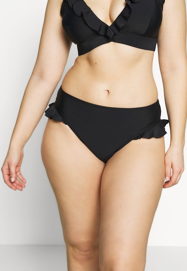 MIX AND MATCH HIPSTER BRIEF - Bikini pezzo sotto - black