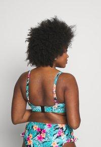 Simply Be - MIX AND MATCH - Bikinitop - multi-coloured - 2
