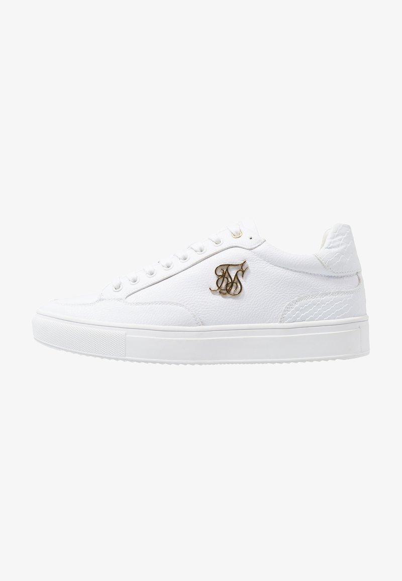 SIKSILK - PHANTOM ANACONDA - Sneaker low - white