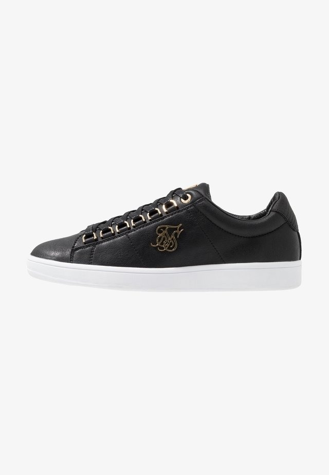 PRESTIGE - Sneaker low - black/gold