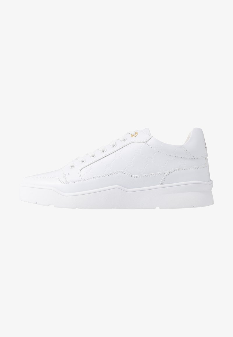 SIKSILK - PURSUIT MONOGRAM - Trainers - white