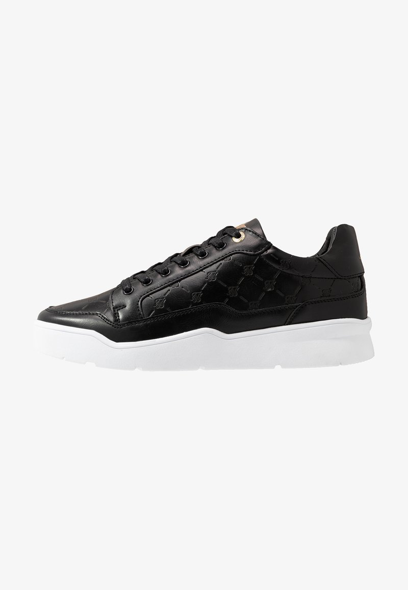 SIKSILK - PURSUIT MONOGRAM - Sneakers - black