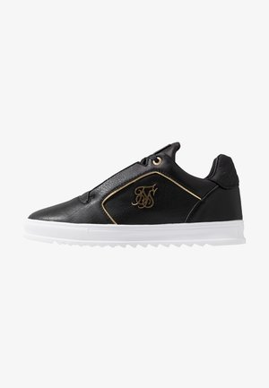 STORM - Sneakers laag - black/gold