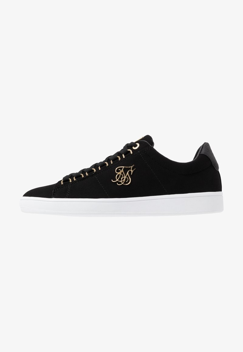 SIKSILK - PRESTIGE - Sneakers basse - black
