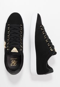 SIKSILK - PRESTIGE - Sneakers basse - black - 1