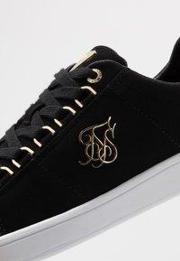 SIKSILK - PRESTIGE - Sneakers basse - black - 5