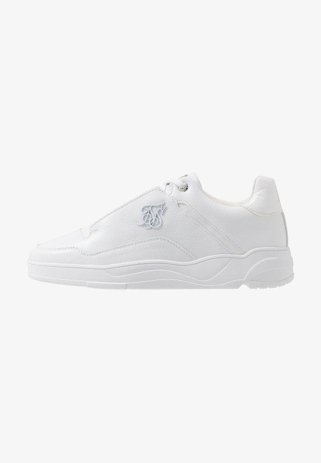BLAZE LUX - Joggesko - white/silver