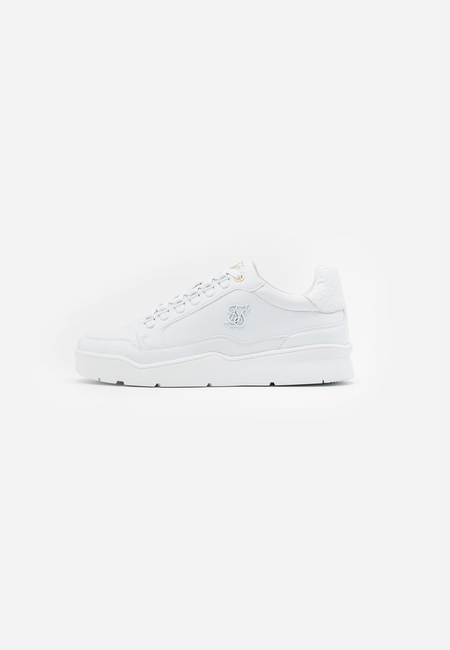 PURSUIT - Sneaker low - white