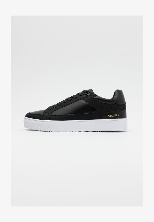 GHOST - Sneaker low - black/white