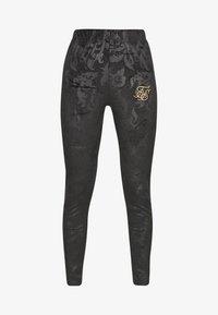 SIKSILK - Leggings - Trousers - black - 3
